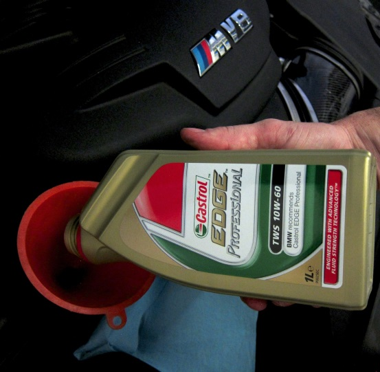 Bmw Recommended Oil >> Bmw Oil Service