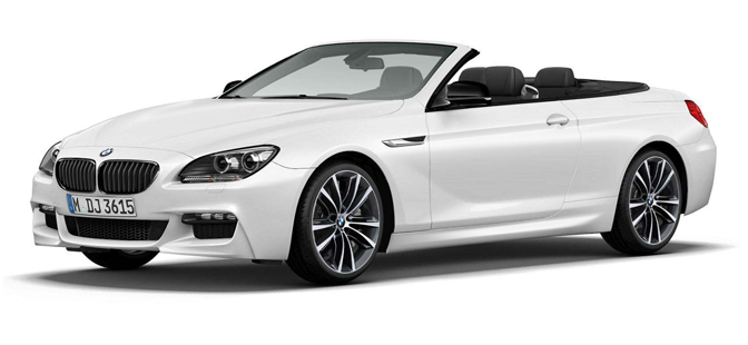 6 Series Convertible (F13)