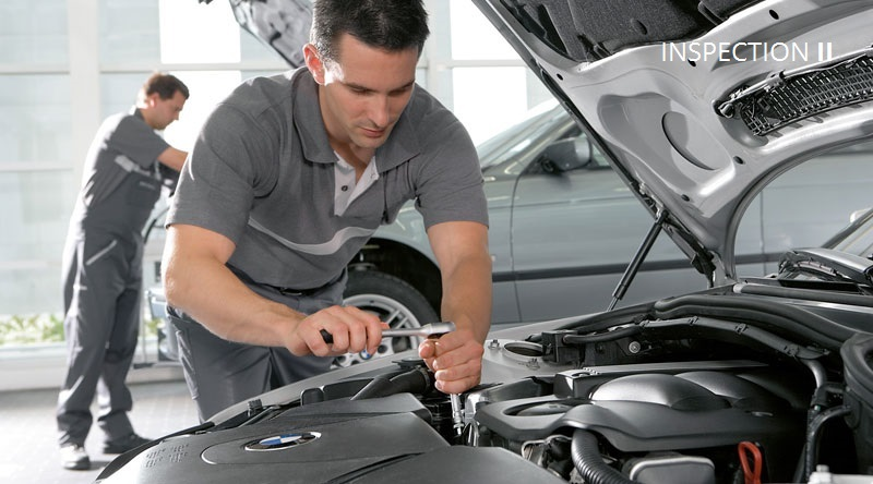 bmw inspection 2